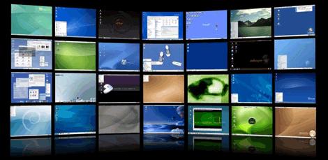 Distros-Linux