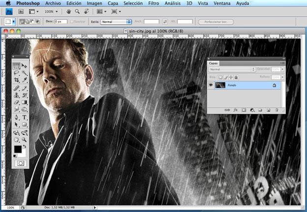Fotografía degradada a transparente en Photoshop « Capsule2